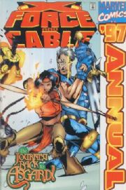X-Force And Cable Annuals